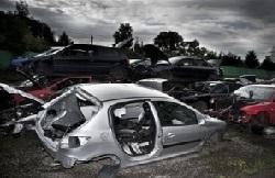 דוגמא למגרש קונה רכבים לפירוק